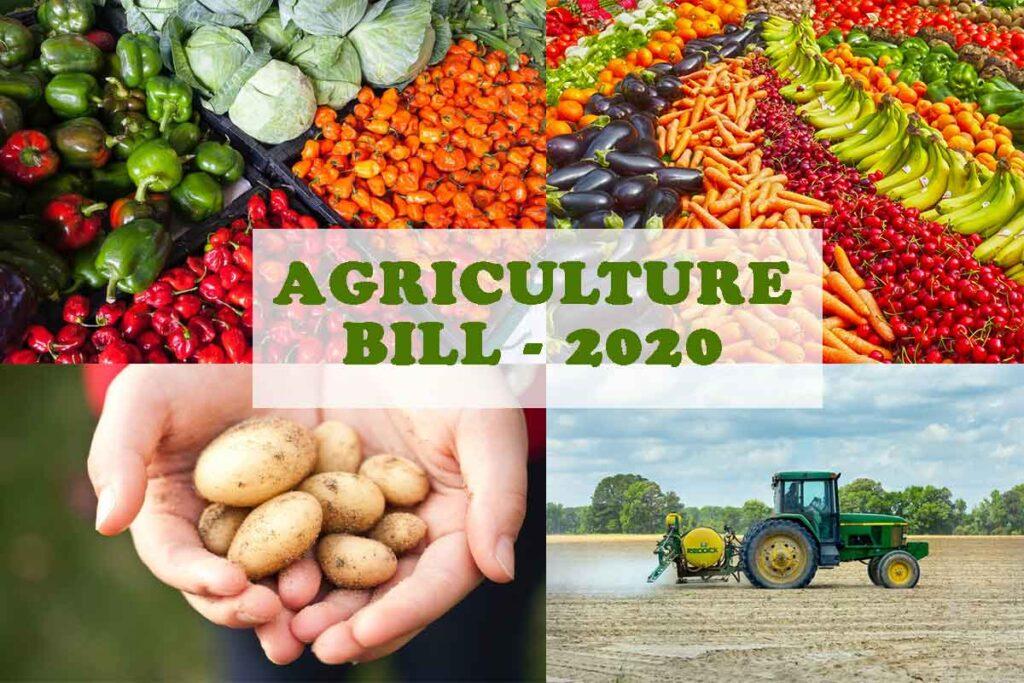 Agriculture-kisan-bill-2020