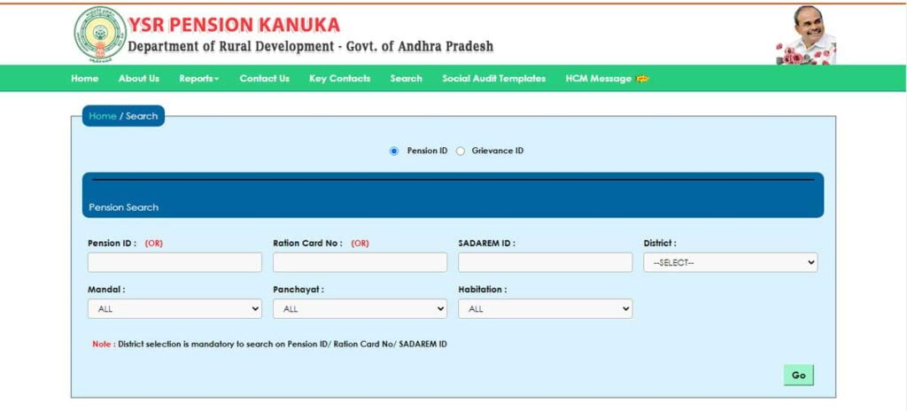 Ysr pension kanuka search