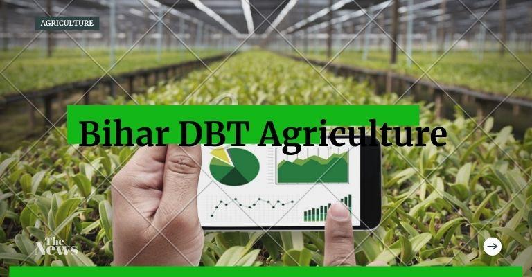 dbt agriculture