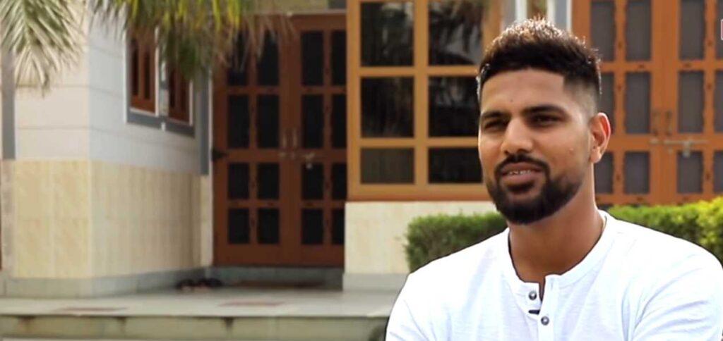 Lalit Yadav Cricketer Age